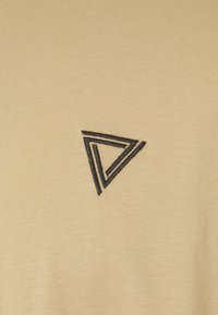 YOURTURN - T-shirt med print - tan - 2
