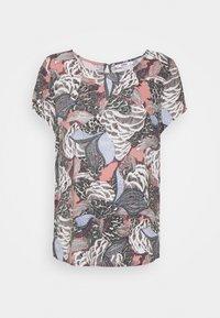 ONLY - ONLGUSTA LIFE  - T-shirts med print - ash rose - 4
