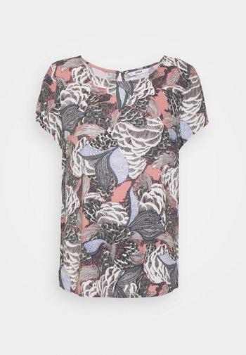 ONLGUSTA LIFE  - Print T-shirt - ash rose