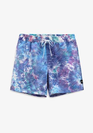 VOLLEY - Shorts - english lavender tie dye