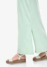 s.Oliver - Maxi dress - mint melange - 6