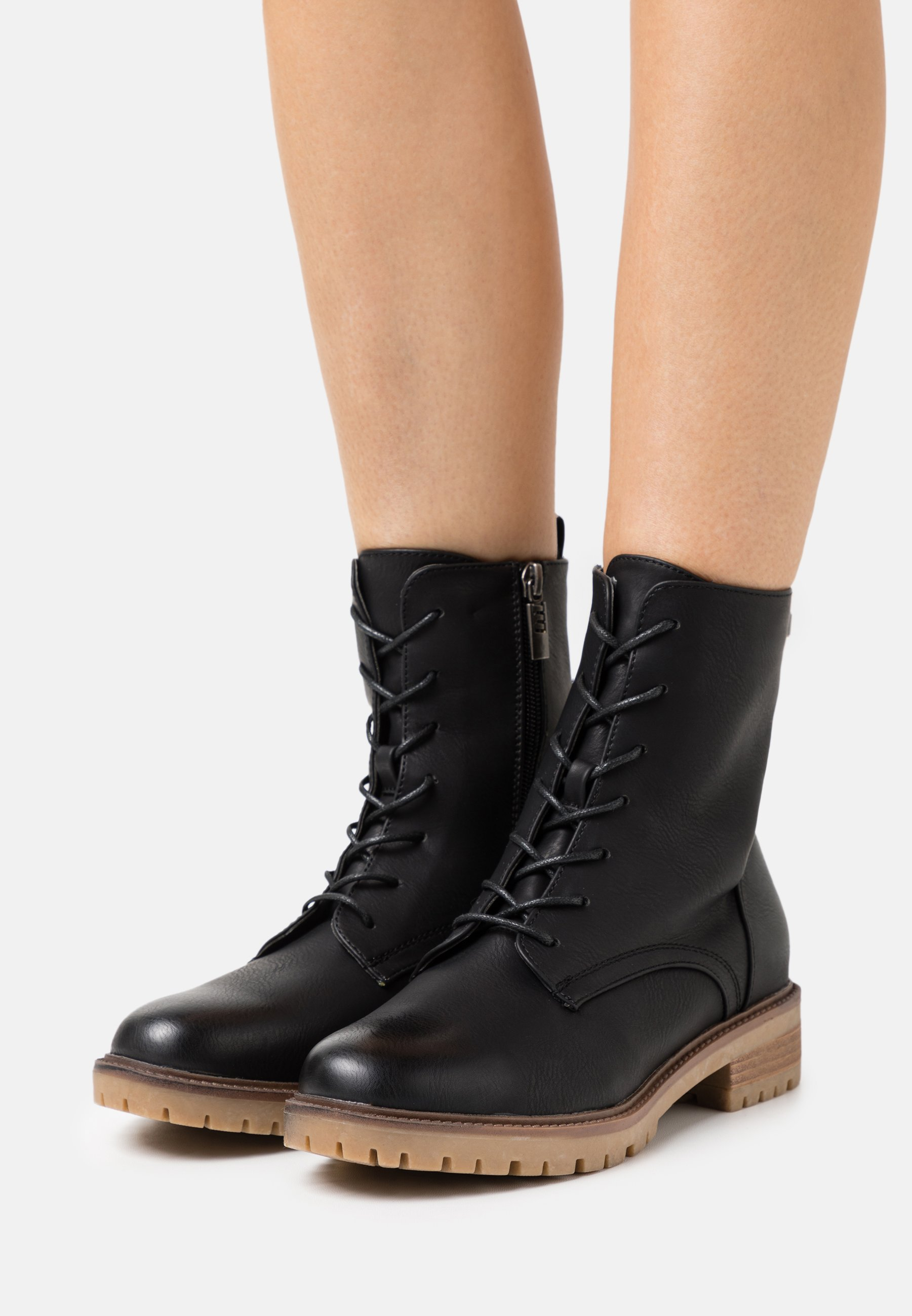 Women CAMPA - Lace-up ankle boots