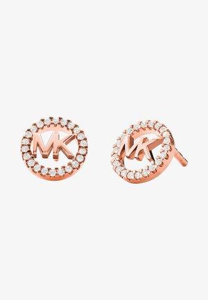 WOMEN JEWELRY PREMIUM - Boucles d'oreilles - rose gold