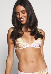 Rip Curl - PARADISE COVE TRI - Bikini top - lilac - 3