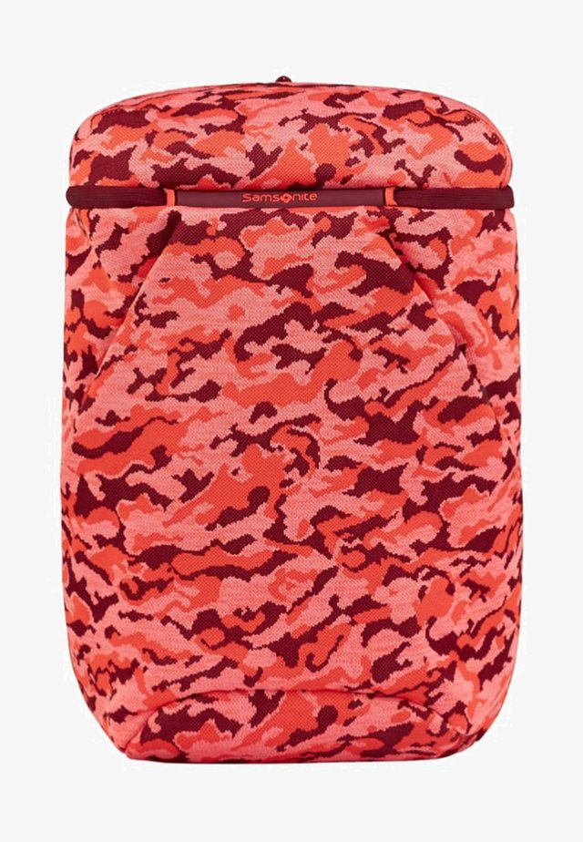NEOKNIT  - Rucksack - fluo red