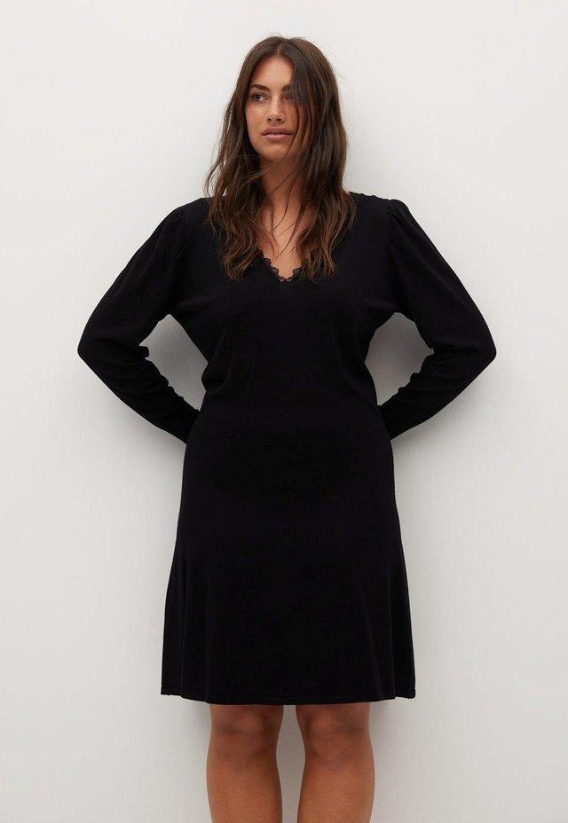 BLONLI - Korte jurk - black