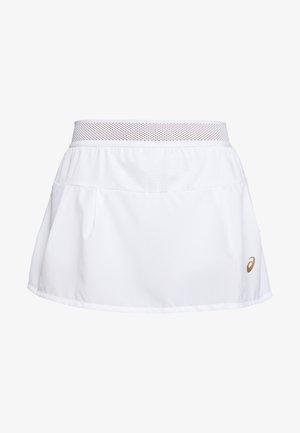 TENNIS SKORT - Sportovní sukně - brilliant white
