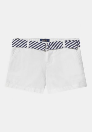 SOLID  - Shorts - white