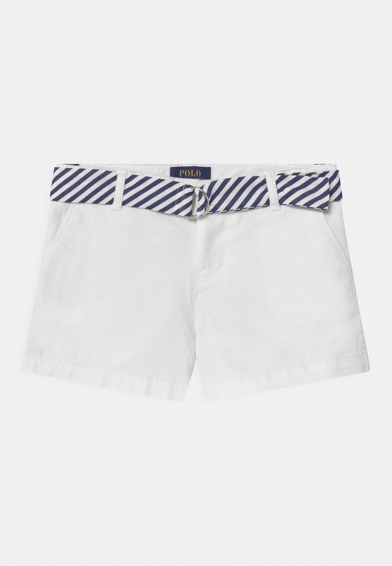 Polo Ralph Lauren - SOLID  - Kraťasy - white