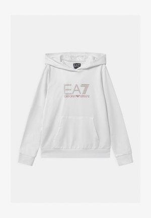 EA7 - Sweatshirt - white