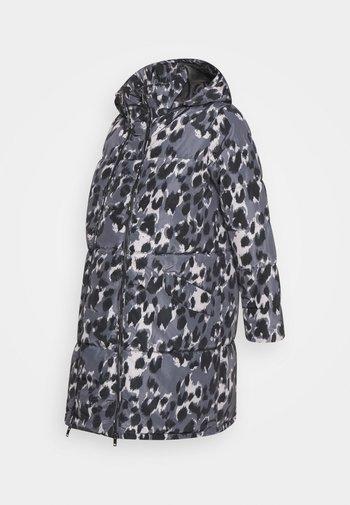 LEO 2-IN-1 - Winter coat - black