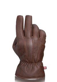 Pearlwood - Gloves - brandy - 1