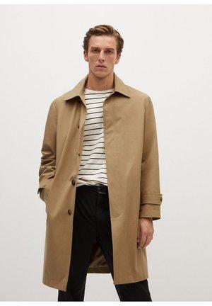 SHERMAN - Cappotto corto - beige