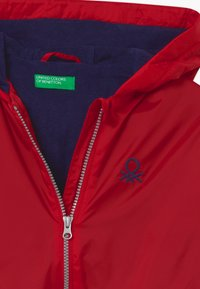 Benetton - BASIC BOY - Light jacket - red - 2