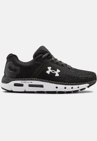 Under Armour - UA W HOVR INFINITE  - Neutral running shoes - black - 4