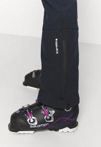 Icepeak - FRECHEN - Ski- & snowboardbukser - dark blue - 3