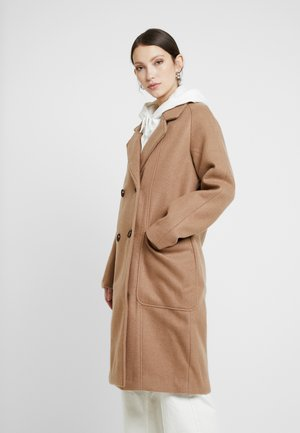 BIG POCKET COAT - Frakker / klassisk frakker - brown