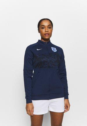 ENGLAND - Training jacket - midnight navy/white