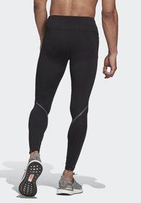 adidas Performance - SATURDAY LONG TIGHTS - Legging - black - 1