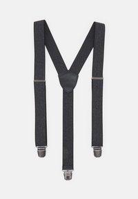 Bugatti - HOSENTRÄGER - Belt - black - 1