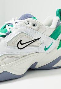 Nike Sportswear - M2K TEKNO - Sneakers - platinum tint/sail/lucid green/stellar indigo/black - 5