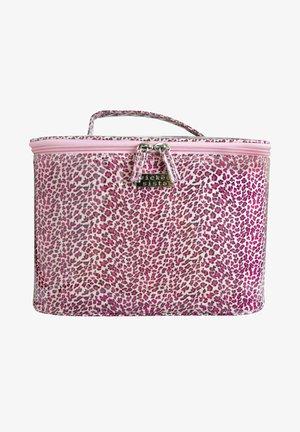 JUNGLE LARGE - Wash bag - pink