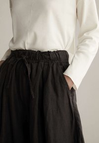 OYSHO - Trousers - dark grey - 3