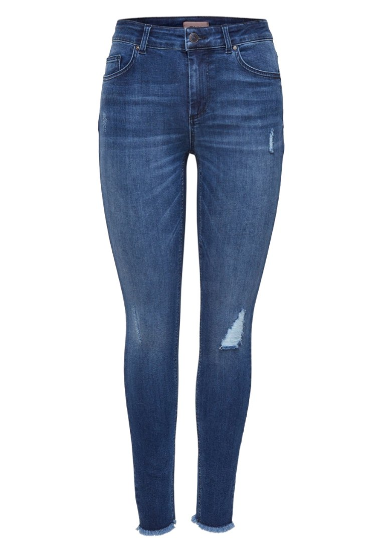 Donna MID ANKLE RAW - Jeans Skinny Fit