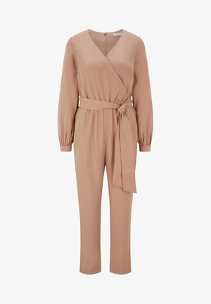 CROPPED  - Jumpsuit - toffee