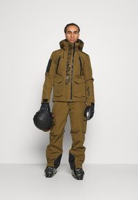 Superdry - ULTIMATE MOUNTAIN RESCUE - Ski jas - dusty olive - 1