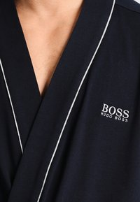BOSS - AUTHENTIC - Dressing gown - dark blue - 3