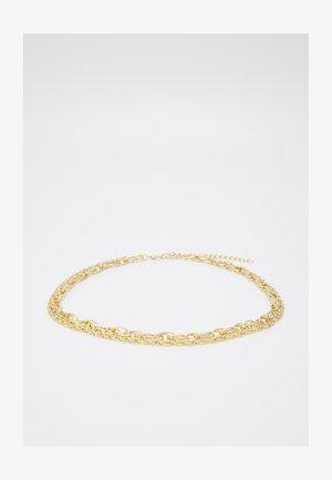 PCZETA CHAIN WAIST BELT KEY - Waist belt - gold color