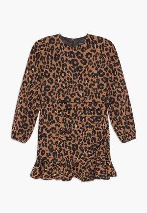 ADA - Cocktailjurk - leopard