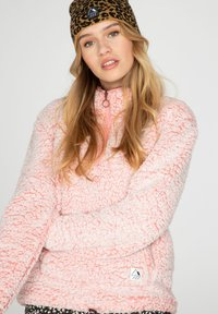 Protest - CAMILLE - Fleece jumper - think pink - 3