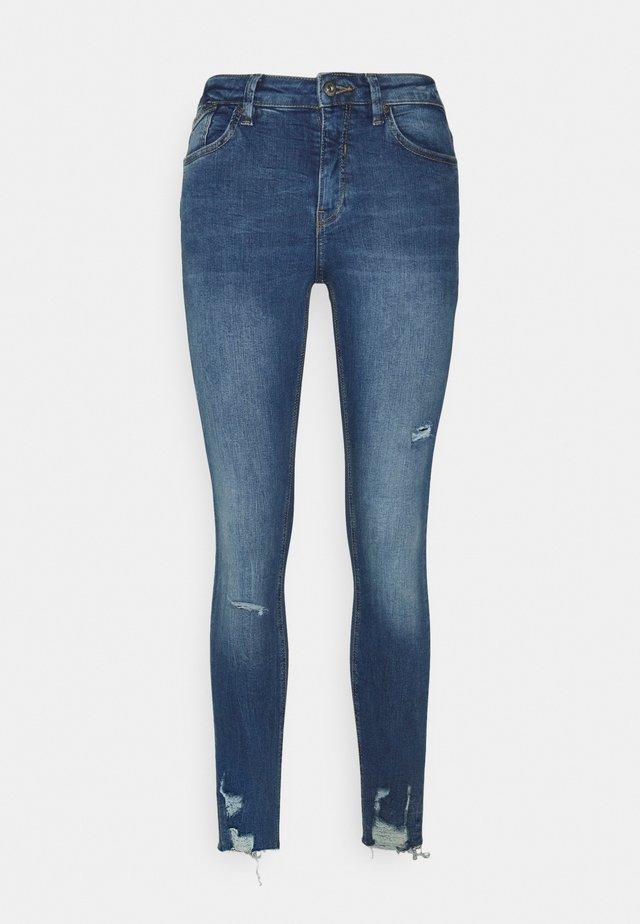Jeans Skinny Fit - blue medium wash