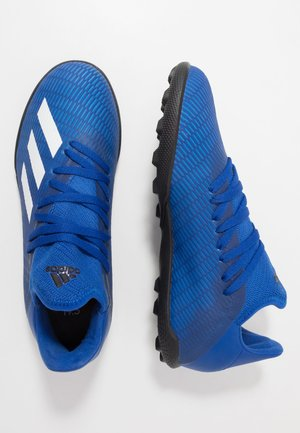 X 19.3 TF - Astro turf trainers - royal blue/footwear white/core black