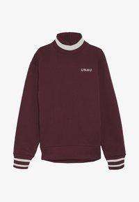 Unauthorized - TED - Sweatshirt - burgundy - 3