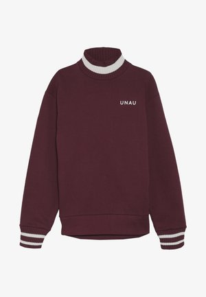 TED - Felpa - burgundy