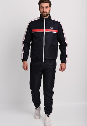 AGAVE SET - Tracksuit - night sky / tango red