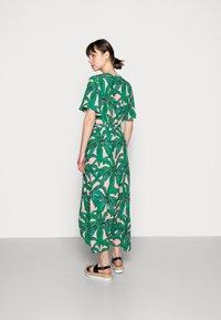 Fabienne Chapot - ARCHANA SLEEVE DRESS - Maxi dress - lovely pink/emerald - 2