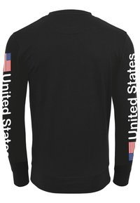 Mister Tee - NASA US CREWNECK - Sweatshirt - black - 1