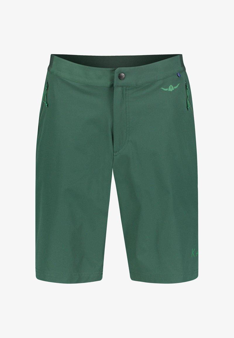 Kaikkialla - Sports shorts - grün