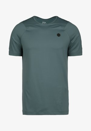 Basic T-shirt - lichen blue