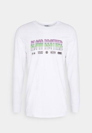 PINNER - Camiseta de manga larga - white
