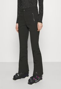 Luhta - GEBBELBY - Snow pants - black gunmetal - 0