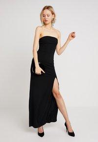 Club L London - TAILORED DRESS - Długa sukienka - black - 1