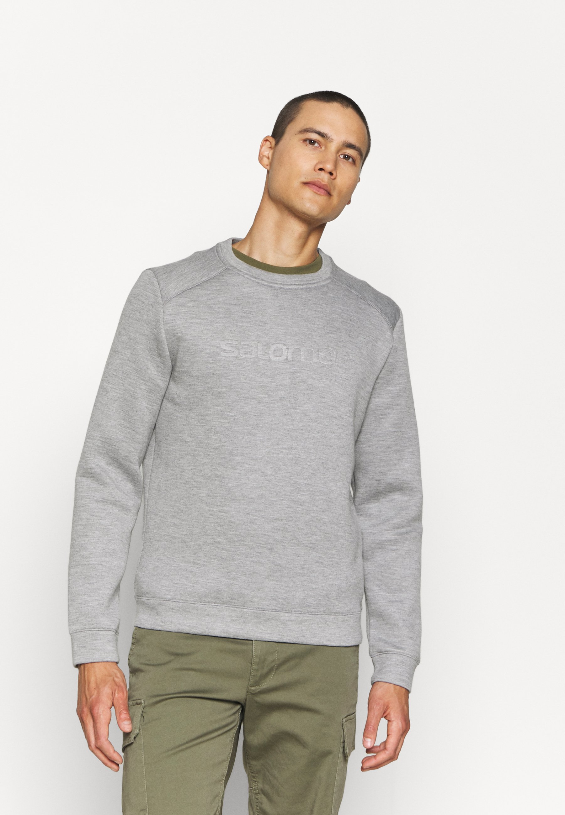 Homme SNTIAL WARM  - Sweatshirt