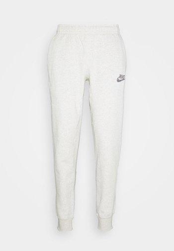 Tracksuit bottoms - multicolor/white