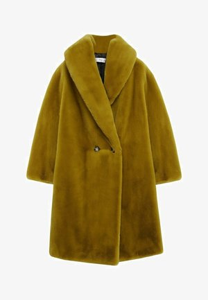 CHILLY - Classic coat - limette