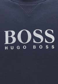 BOSS - TRACKSUIT SWEATSHIRT - Sweater - dark blue
